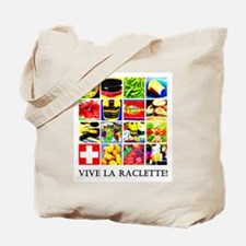 Vive la Raclette! Tote Bag