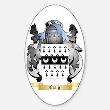 Craig (Scotland) Decal