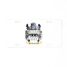 Craig (Scotland) Aluminum License Plate