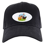 All American Trio Black Cap