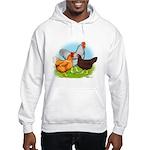 All American Trio Hooded Sweatshirt