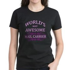 World's Most Awesome Paralegal Tee