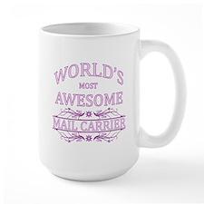 World's Most Awesome Paralegal Mug