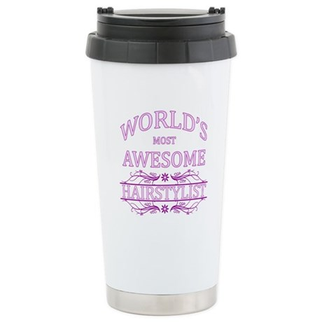 World's Most Awesome Lawyer Stainless Steel Travel