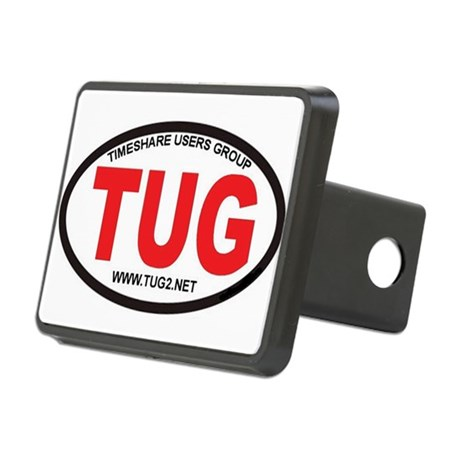 TUG Oval Logo Hitch Cover