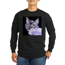 Purple Cat T