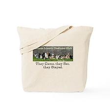 GLOC Tote Bag - dog photo