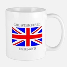 Chesterfield England Mug