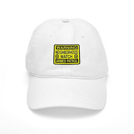 WARNING Baseball Cap