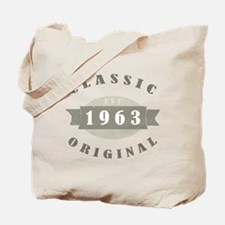 1963 Birthday Classic Original Tote Bag