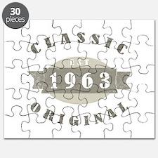 1963 Birthday Classic Original Puzzle