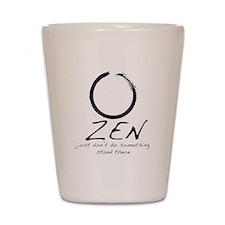 Zen Shot Glass