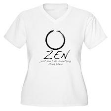 Zen Plus Size T-Shirt