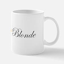 Smart Blonde Small Small Mug