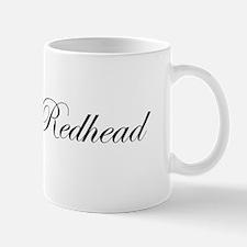 Feisty Redhead Mug