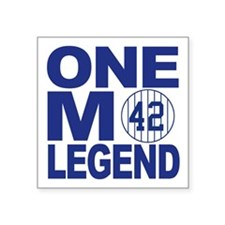 One more legend Sticker