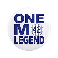 "One more legend 3.5"" Button"