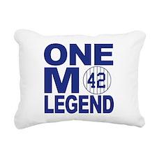 One more legend Rectangular Canvas Pillow