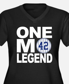 One more legend Plus Size T-Shirt