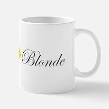 Buxom Blonde Mug