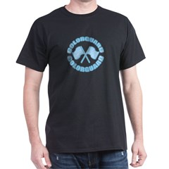 Vintage Colorguard Blue T-Shirt