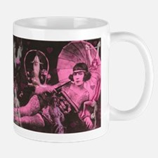 Fuchsia Dreams Mug Mugs