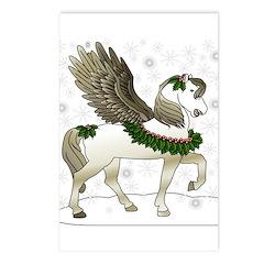 Winter Pegasus Postcards (Package of 8)