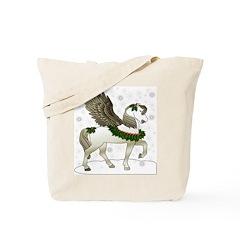 Winter Pegasus (2-Sided) Tote Bag