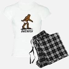 SasCrotch Pajamas