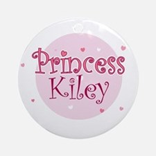 Kiley Ornament (Round)