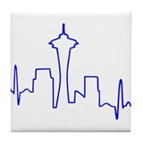 Seattle Drink Coasters