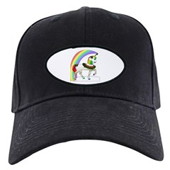 Rainbow Unicorn Baseball Hat