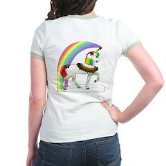 Rainbow Unicorn (Back Design) T