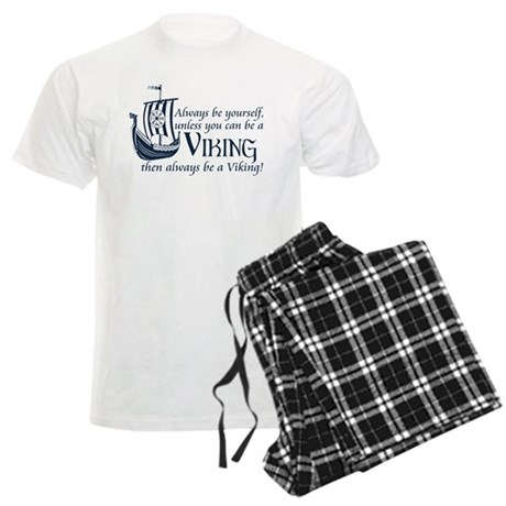 Be a Viking Pajamas