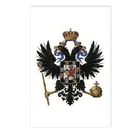 Romanov Dynasty Postcards (Package of 8)