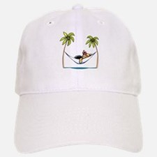 Yorkie Island Princess Baseball Cap