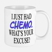I Just Had Chemo Funny Cancer Mug