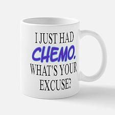 I Just Had Chemo Funny Cancer Small Small Mug