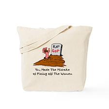 R.I.P GOP Tote Bag