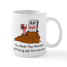 R.I.P GOP Small Mug