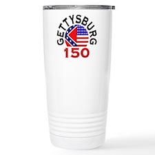 Gettysburg 150th Anniversary Civil War Travel Mug