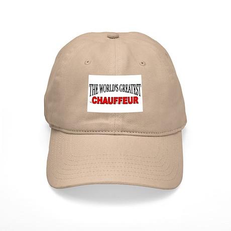"""The World's Greatest Chauffeur"" Cap"