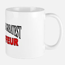 """The World's Greatest Chauffeur"" Mug"