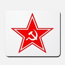 Red Soviet Mousepad