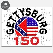 Gettysburg 150th Anniversary Civil War Puzzle