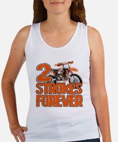 2 Strokes Forever Tank Top