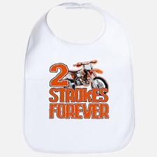 2 Strokes Forever Bib