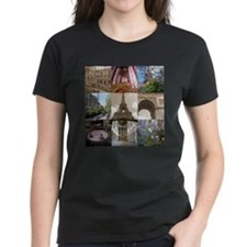 Paris in Spring Women's T-Shirt