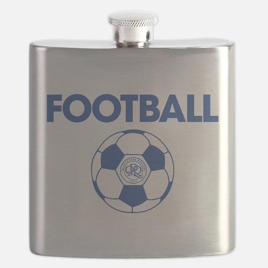 Queens Park Rangers Football Flask