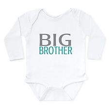 Big Brother Long Sleeve Infant Bodysuit
